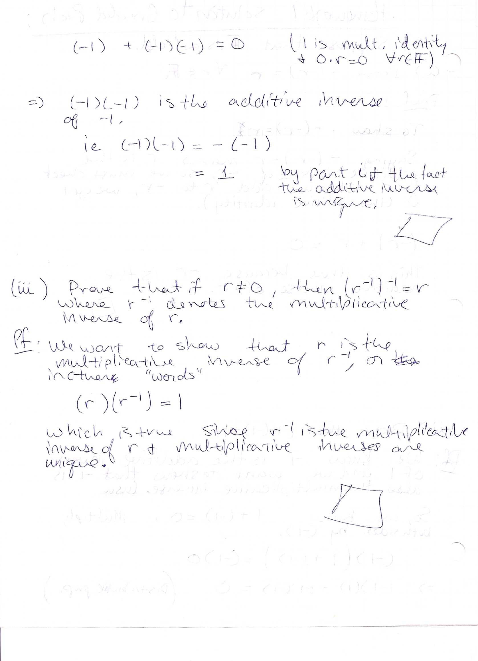 research papers in linear algebra